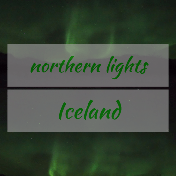 Iceland: Northern Lights