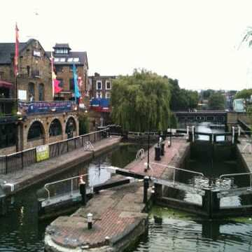 3 hours in Camden!