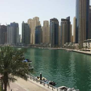 Weekend in Dubai