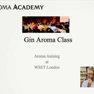 Gin Aroma Academy