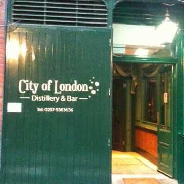 Gin Club Outing to the City of London Distillery