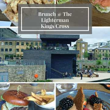 Kings Cross brunch @ The Lighterman