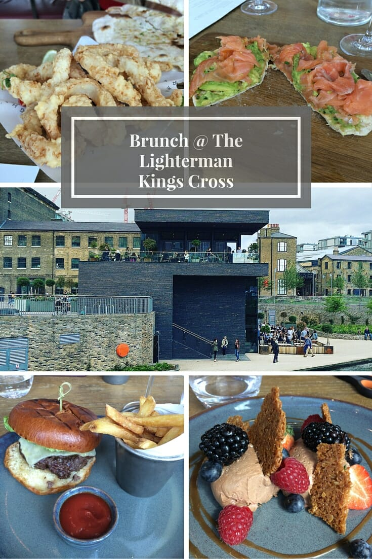 Brunch at the Lighterman on What's Katie Doing