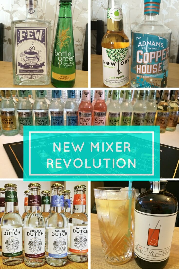 New mixer revoluton on What's Katie Doing? blog