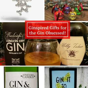 Ginspired gifts for the gin obsessed