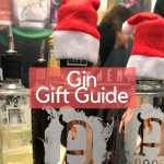 Gin Gift Guide - all the gifts you need for the gin obsessed in your life!