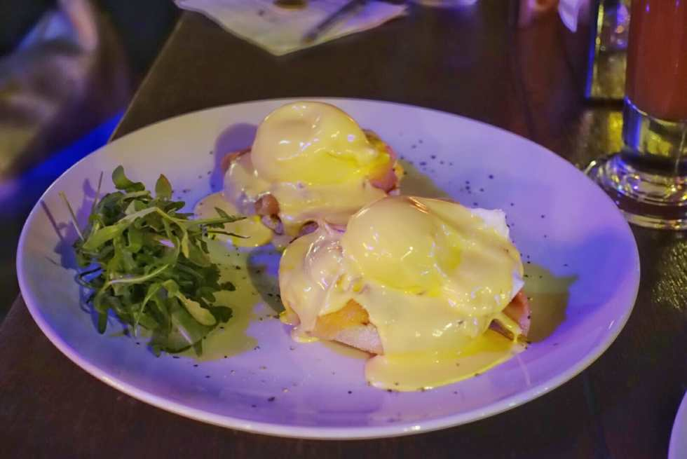 Bottomless brunch @ Piano Works Farringdon on What's Katie Doing? blog