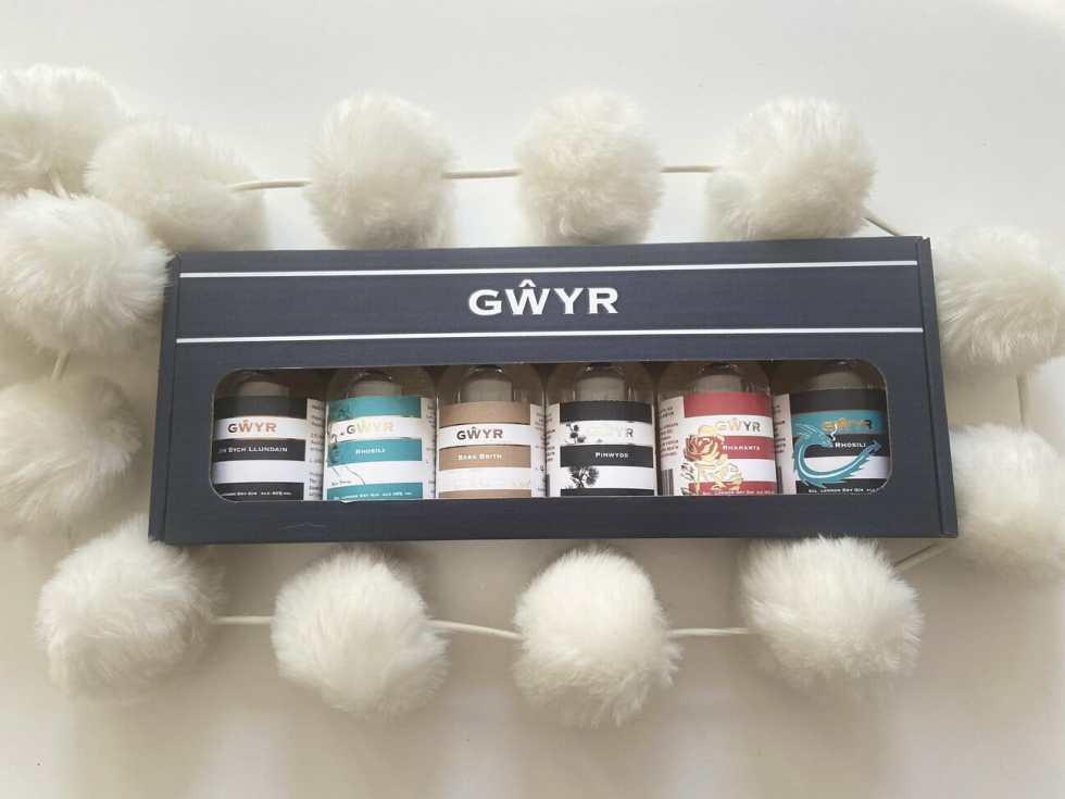 Gwyr six pack tasting set