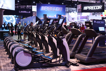 Precor - Show Stopping Debuts at the 2018 Fitness Show - Networked Fitness