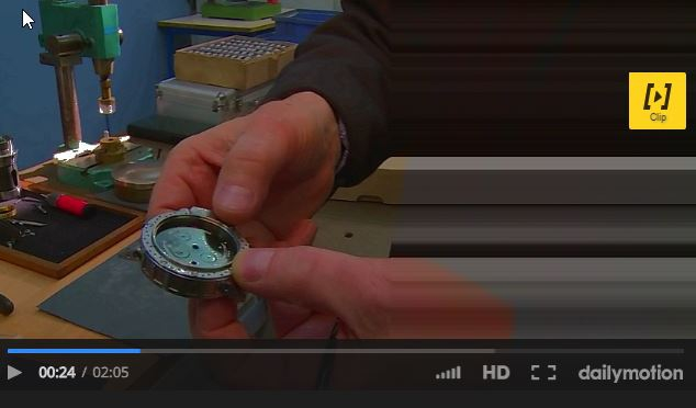 horlogerie, luxe, montre, brm, chronographe