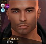 -Nivaro- Catwa Beard Applier - Stubble 2