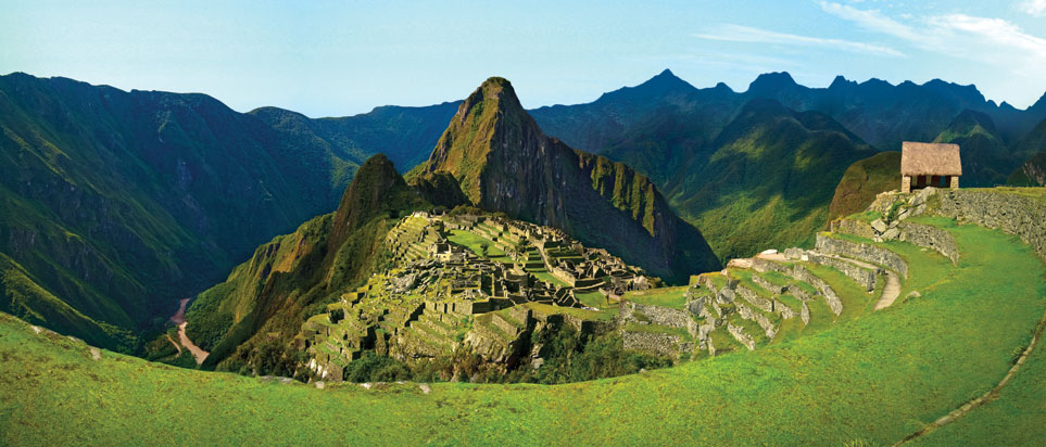 Peru, Machu Pichu