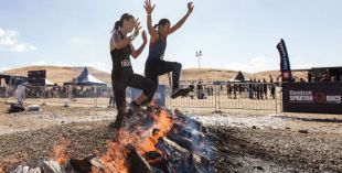 The Spartan Race comes to Dubai
