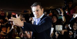 Liam Neeson coming to Dubai