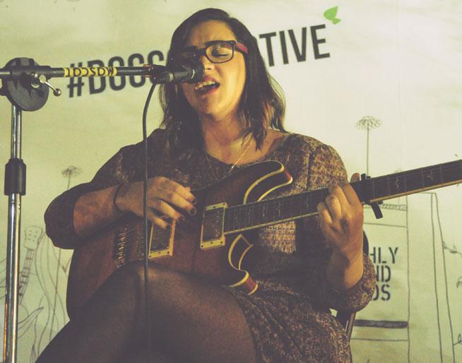 Freshly Ground Sounds: Sarah Al Shaybani