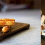 Cookery class cheese churros featured new
