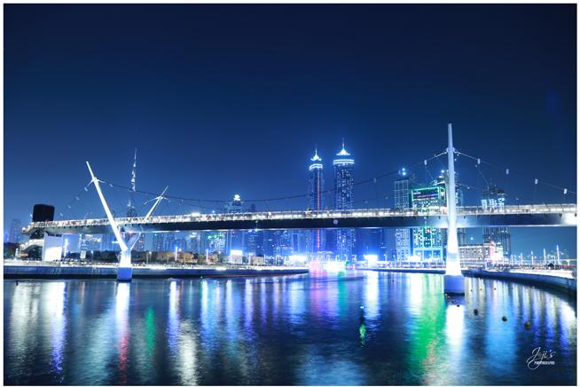 Dubai Canal (Photo credit: Joji Philip Koshy)