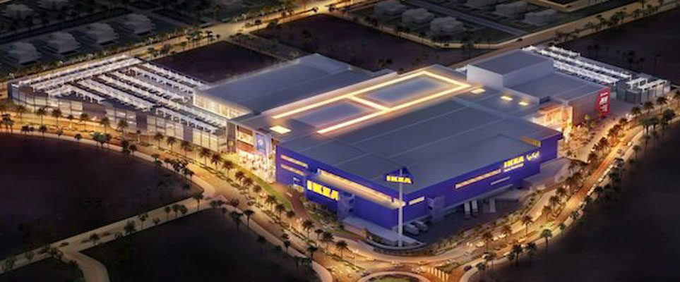 This Is Where Dubais Second Ikea Store Is Going To Be