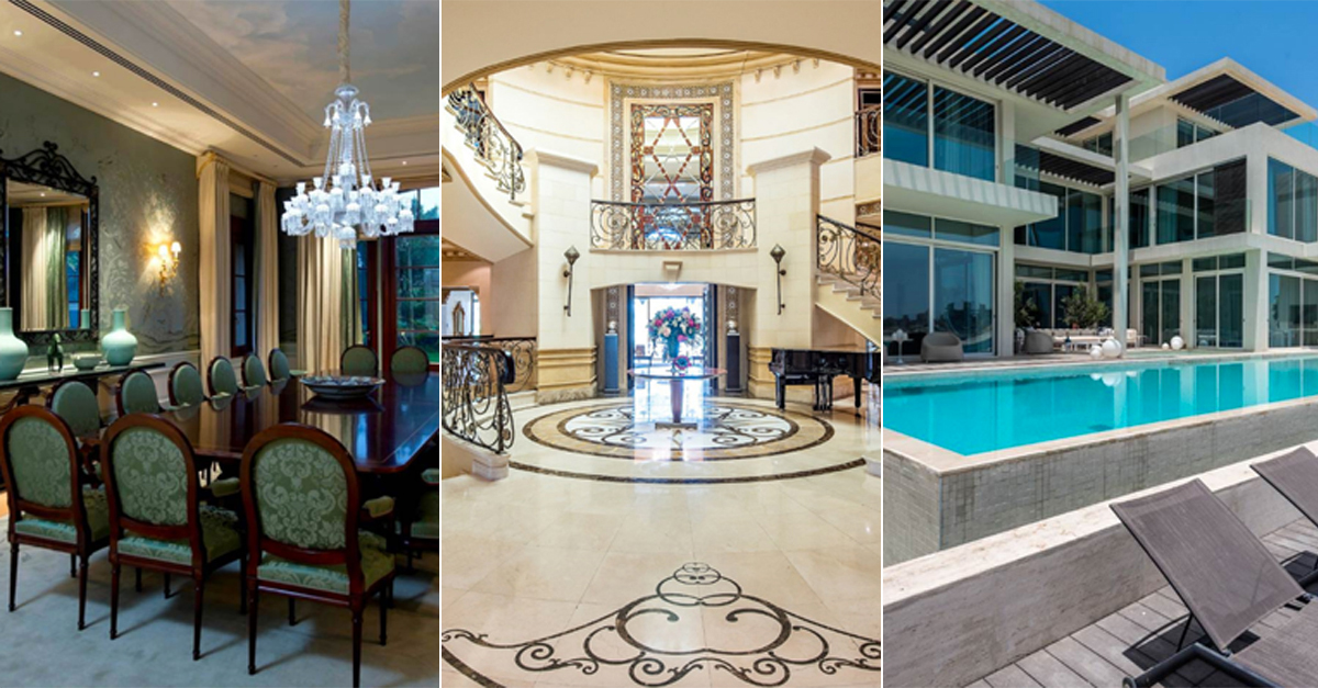 Expensive Luxury Homes Sale