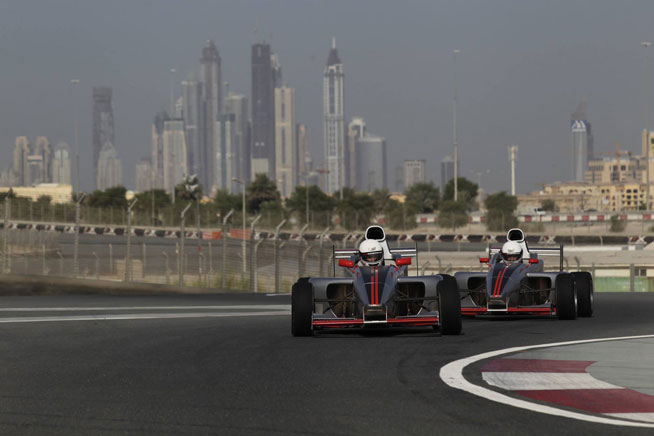A is for Autodrome: Things to do in Dubai - an alternative A-Z