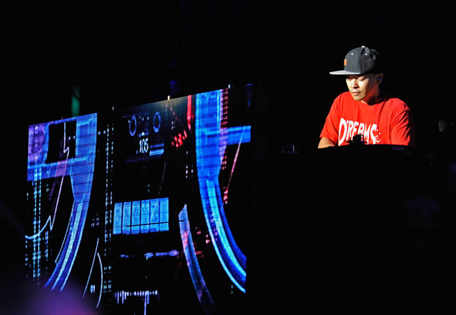 DJ Qbert to guest judge at the Middle East DJ Championship