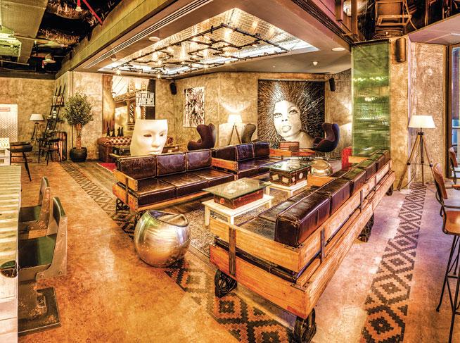 New brunch in Dubai at Tribeca