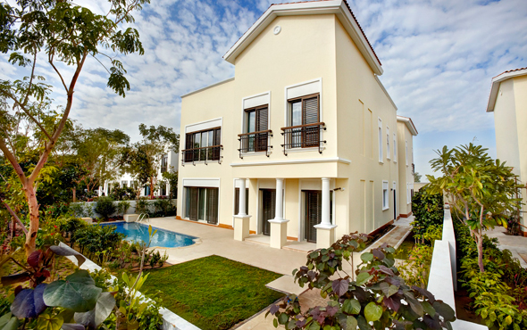 Mediterranean-Villa---Exterior