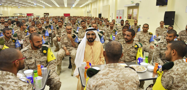 sheikh-mohammed-army