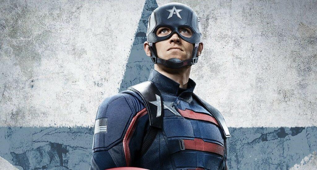 john walker captain america character