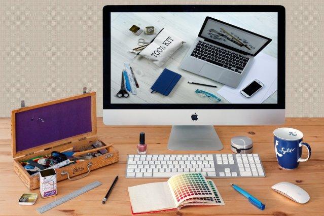 A Creative Computer Setup