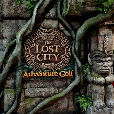 Lost City Adventure Golf