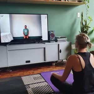 Yoga Works Live Online Classes