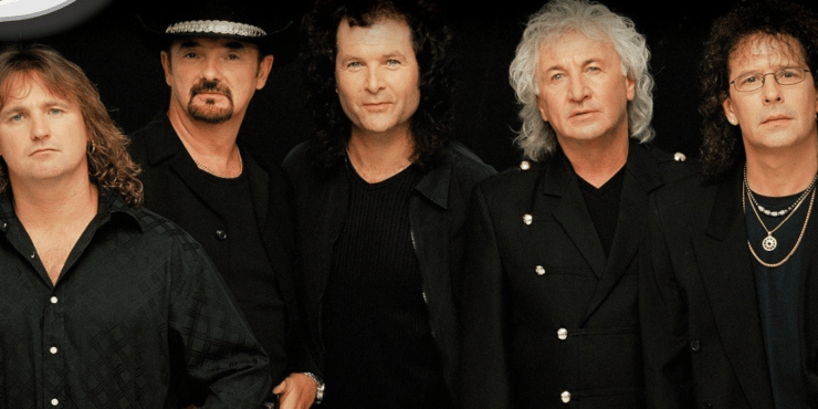 Smokie Performs Live In South Africa