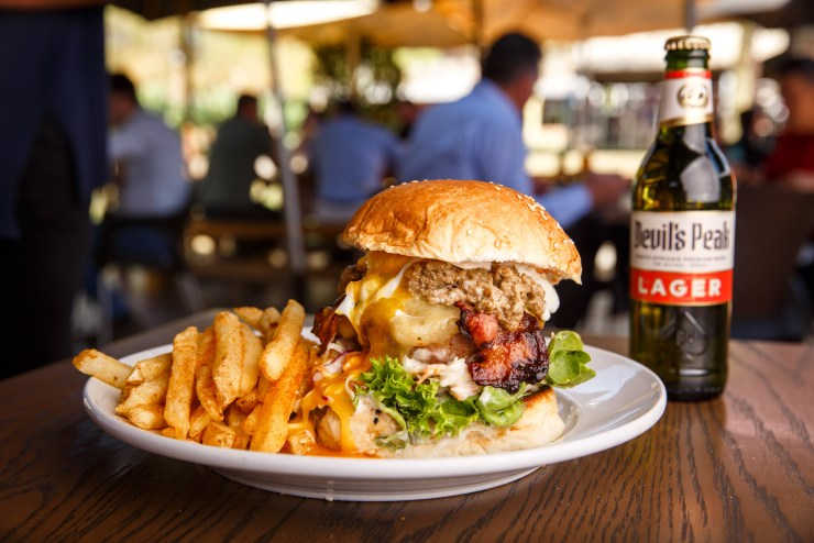 great burgers in pretoria and surrounds
