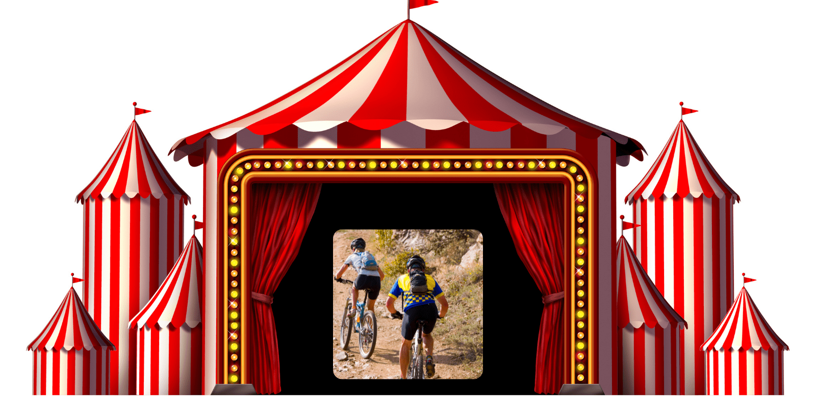 Off to the Circus Social MTB Ride