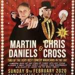 It's Magic... Up North Martin Daniels & Chris Cross