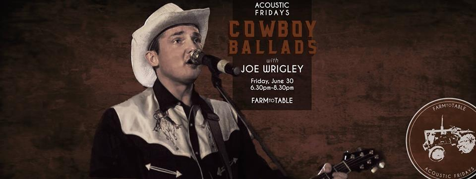 joe wrigley cowboy