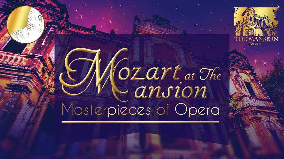 mozart at the mansion