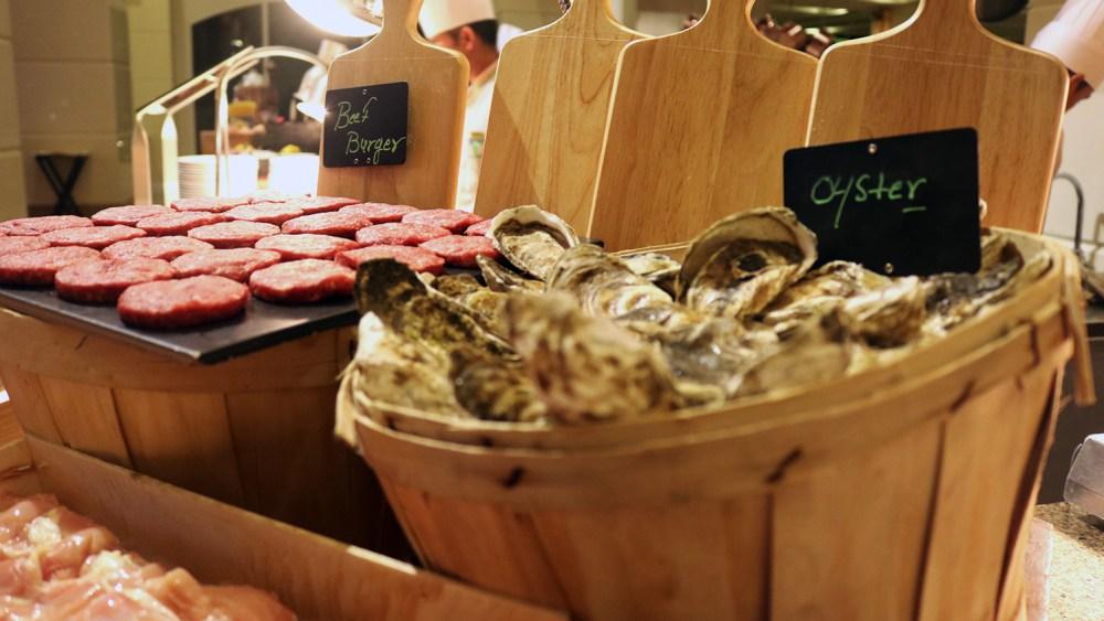 sofitel oysters