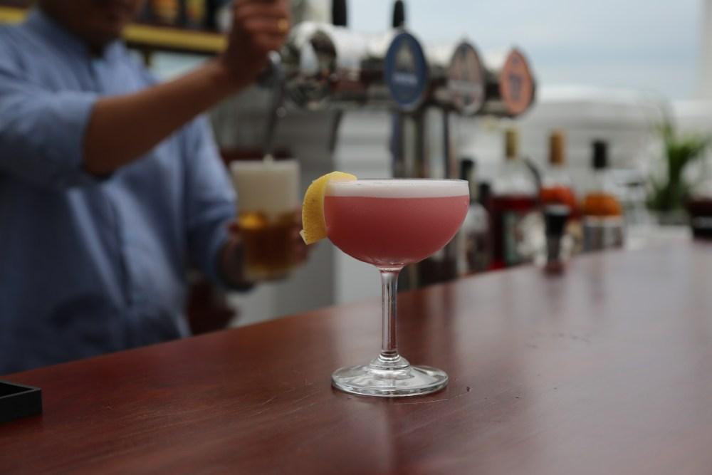 Juniper Gin Bar Phnom Penh Cocktail