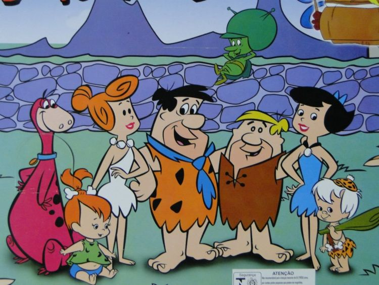 flintstones - pinterest