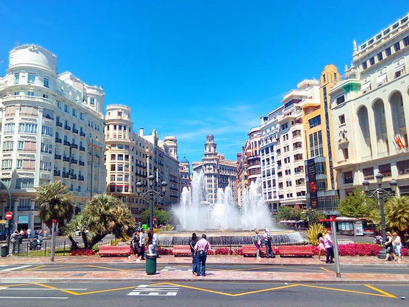 Valencia-City-Spain