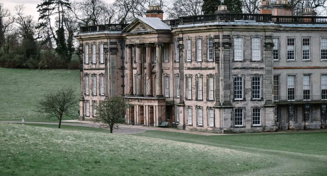 A Photo Guide To Calke Abbey - Derbyshire, England