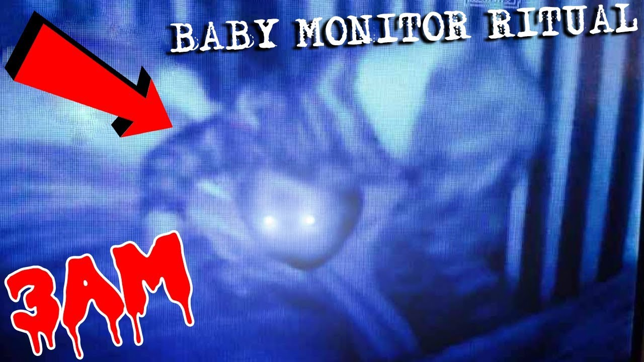 DO NOT PLAY THE BABY MONITOR RITUAL AT 3AM CHALLENGE! (GONE