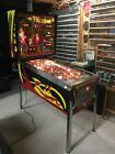 1979 Williams Tri Zone Pinball Machine in Nice Shape Everything Works 100 COOL
