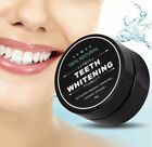 100 ORGANIC COCONUT ACTIVATED CHARCOAL NATURAL TEETH WHITENING POWDER USA SHIP