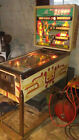 Williams 1976 AZTEC Pinball Machine Works Great Color  Graphics in NC