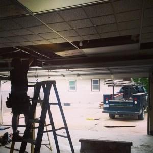 garage door installer cost