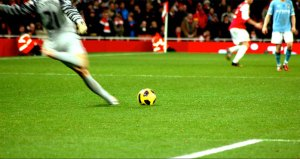 arsenal uk football premier league kick