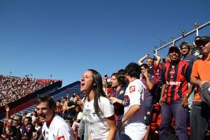 crazy soccer uk football fans crowd